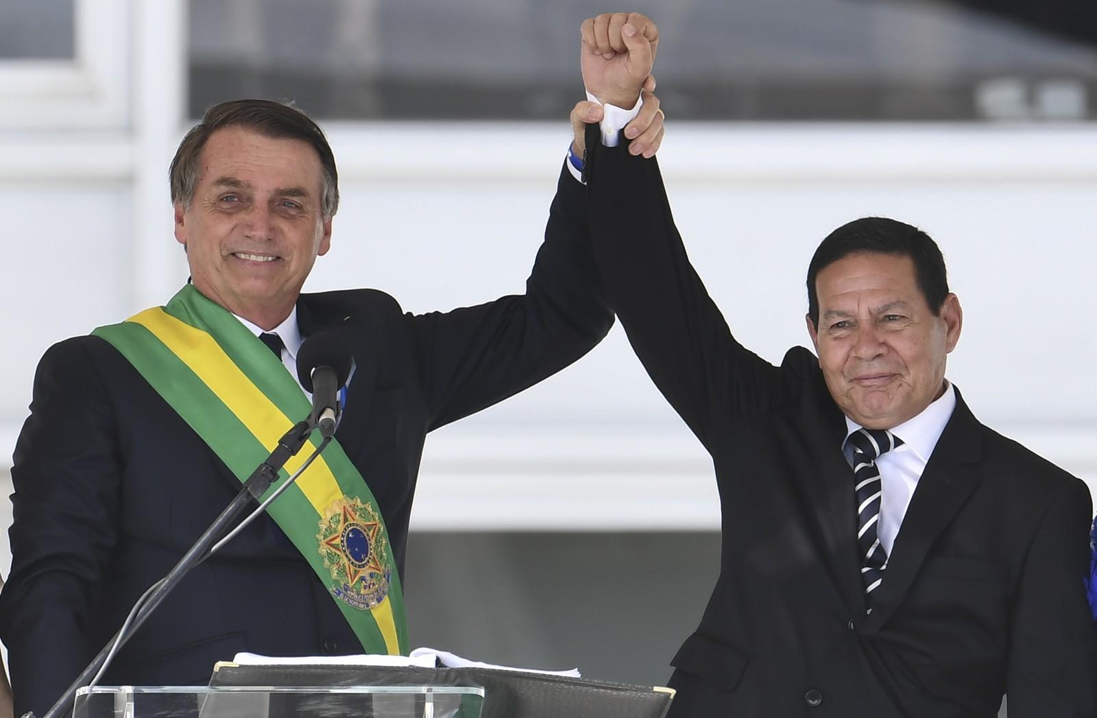 Confira principais pontos do discurso de Jair Bolsonaro