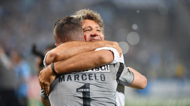 VÍDEO: Marcelo Grohe pega pênalti e Grêmio é bicampeão da Recopa Sul-Americana