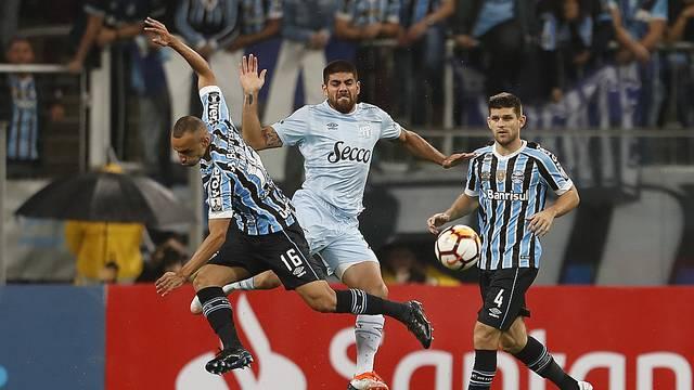 VÍDEO: Grêmio vence e está na semifinal da Libertadores