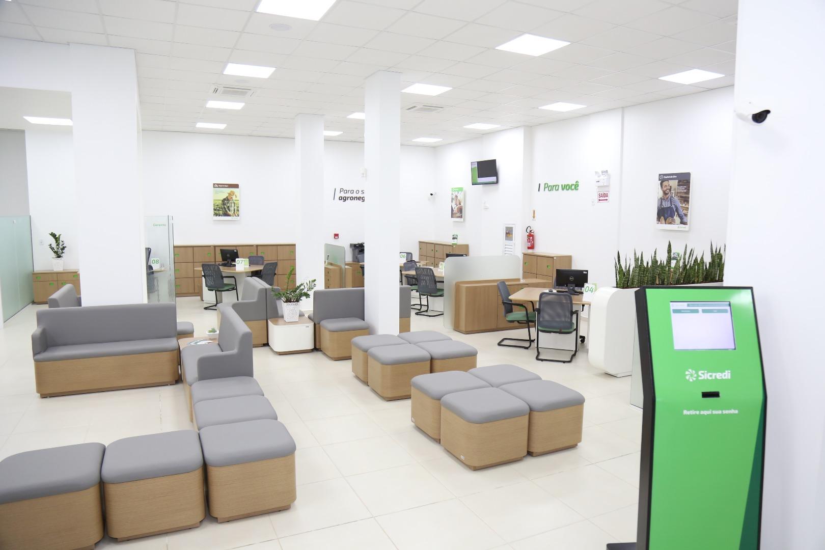 Sicredi inaugura agência em Itapiranga