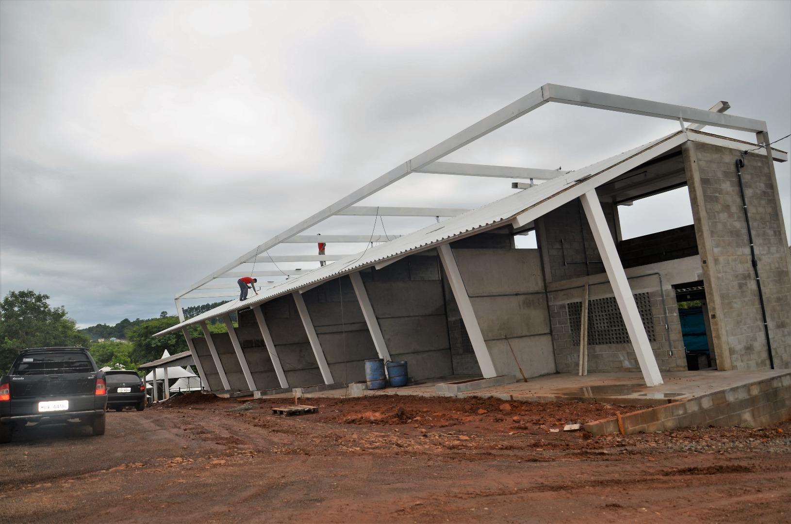 Preparativos da 20ª edição do Itaipu Rural Show estão dentro do previsto