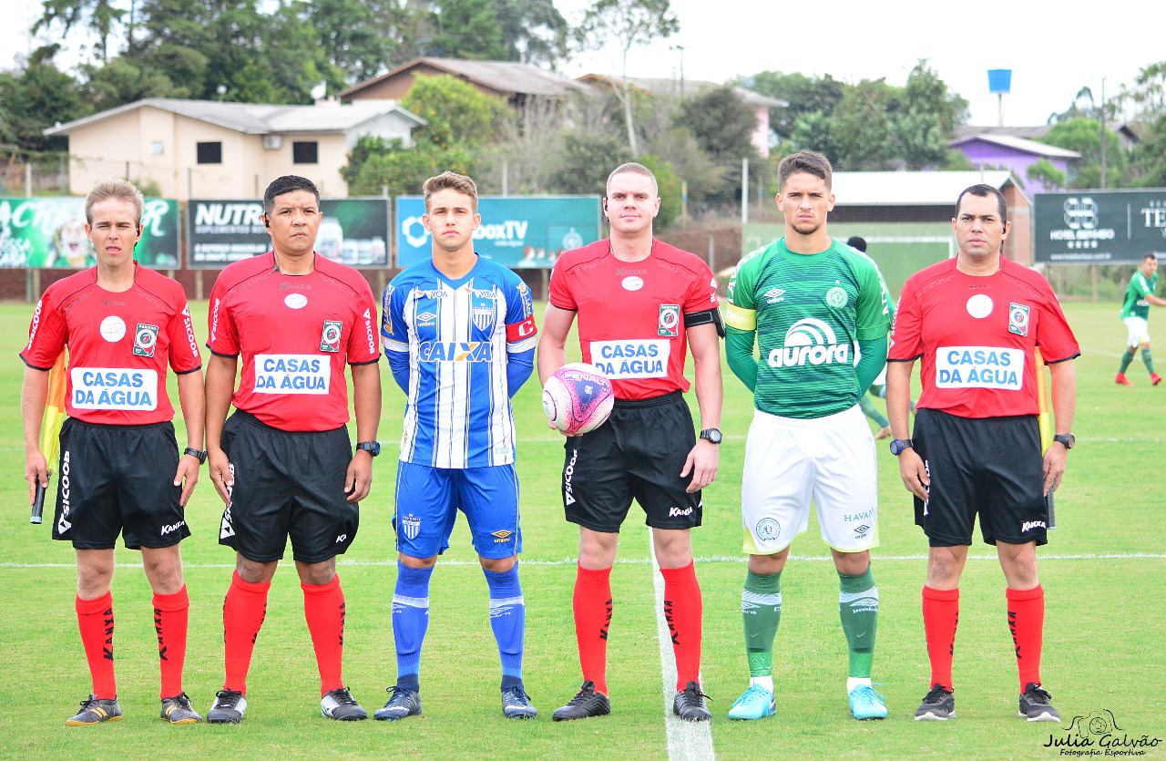 Árbitro Campoerense estreia no Campeonato Catarinense Profissional de 2018