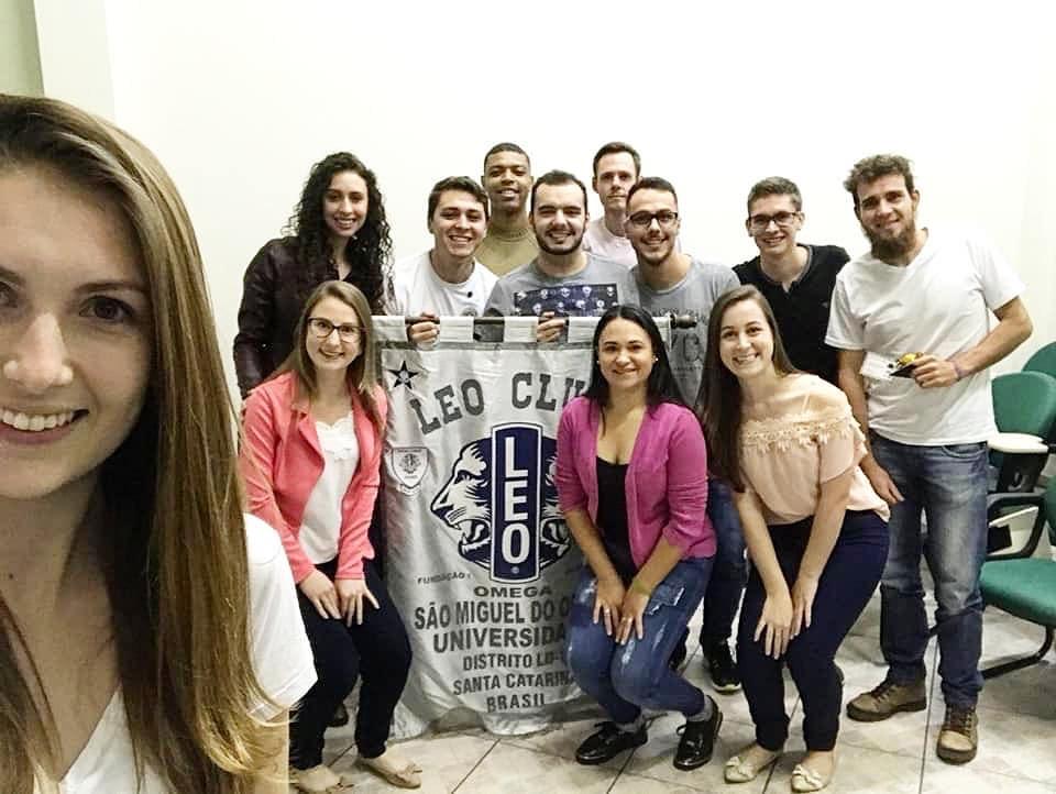 Leo Clube promove o I Workshop do Homem LEO no município