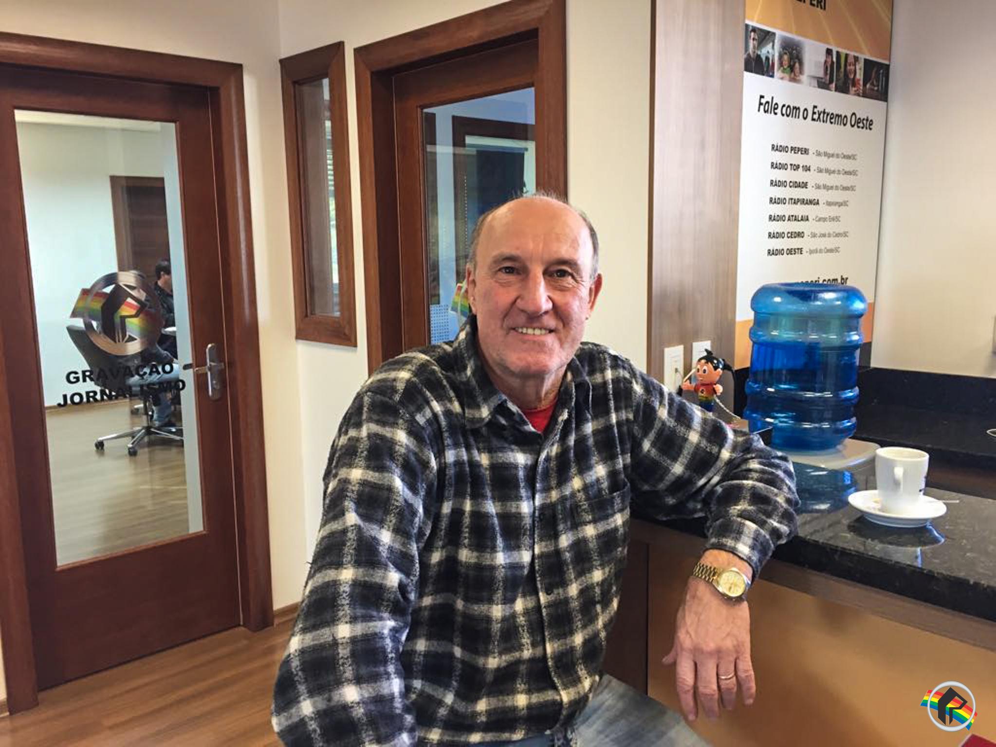 Peperi fala dos 36 anos do Super Centenaro no município