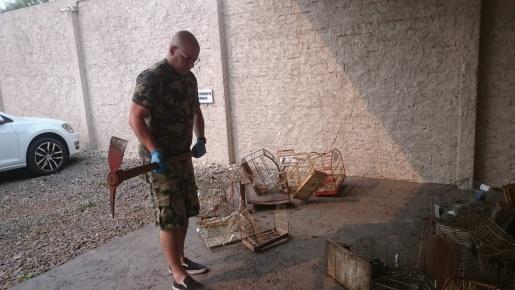 PMA realiza destruição de materiais apreendidos em ocorrências