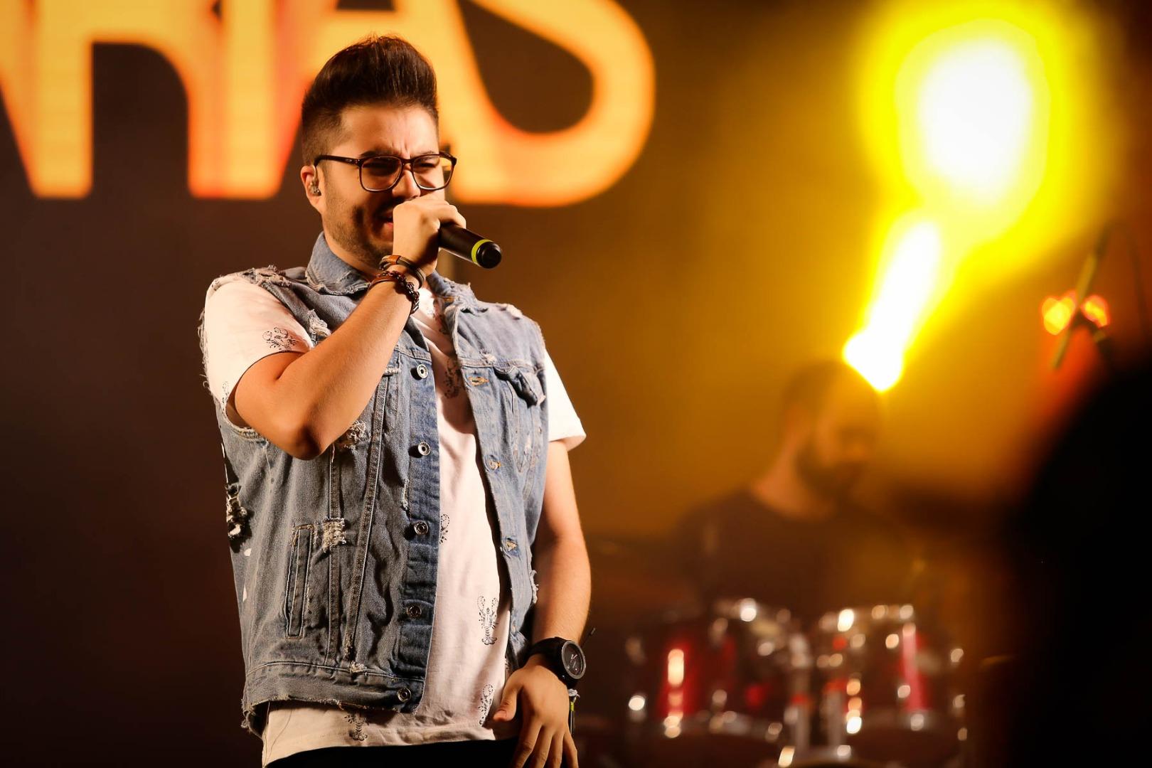 Gabriel Farias se apresenta em São Miguel Oeste e Itapiranga