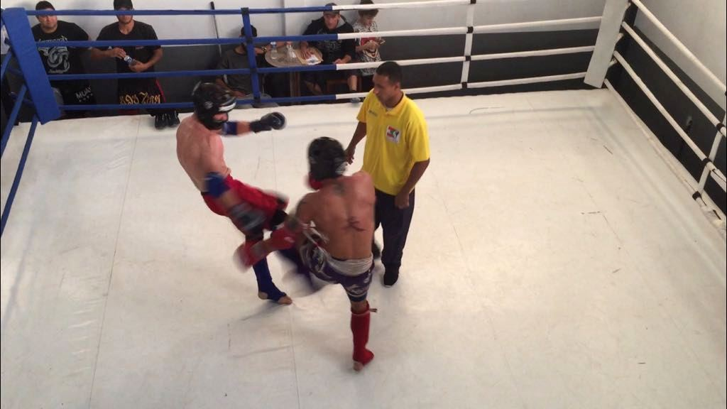 Descanso sedia primeira etapa regional de Muay Thai neste sábado