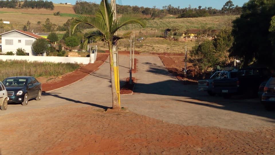 Prefeitura de Princesa conclui obra de calçamento em avenida