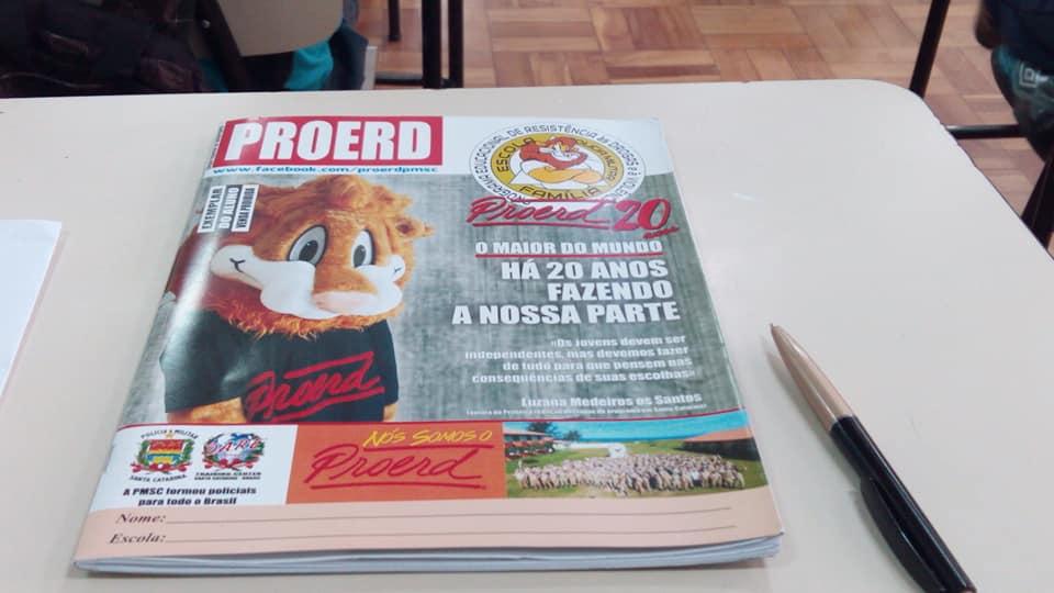 PM inicia nova turma do Proerd com 35 alunos de Princesa
