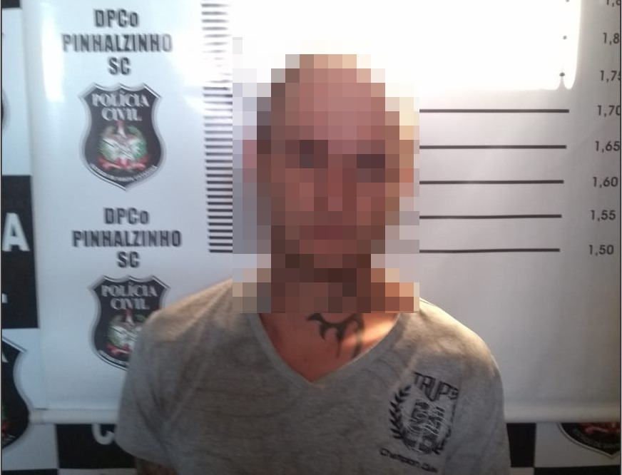 Autor de série de furtos é preso pela Polícia Civil