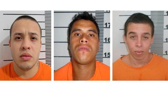 Detentos que haviam fugido do Presídio de Xanxerê são capturados