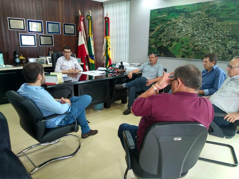 Empresa anuncia implantação de laticínio em São José do Cedro