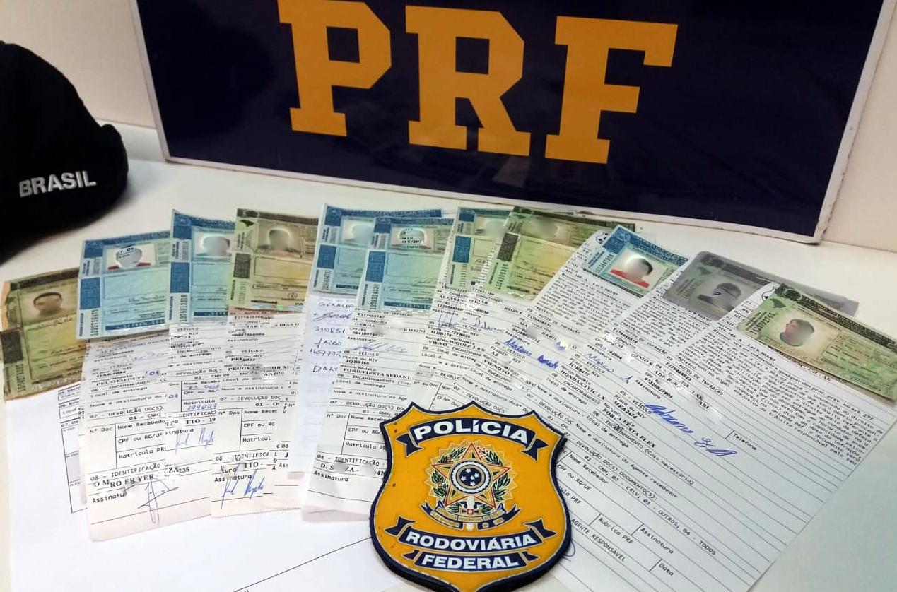 PRF flagra 56 motoristas dirigindo sob efeito de álcool em dois finais de semana na BR-163