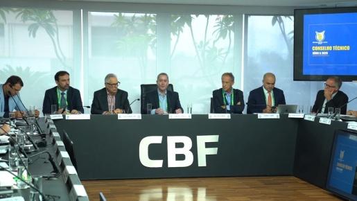 CBF suspende todas as competições a partir de segunda por conta de pandemia do coronavírus