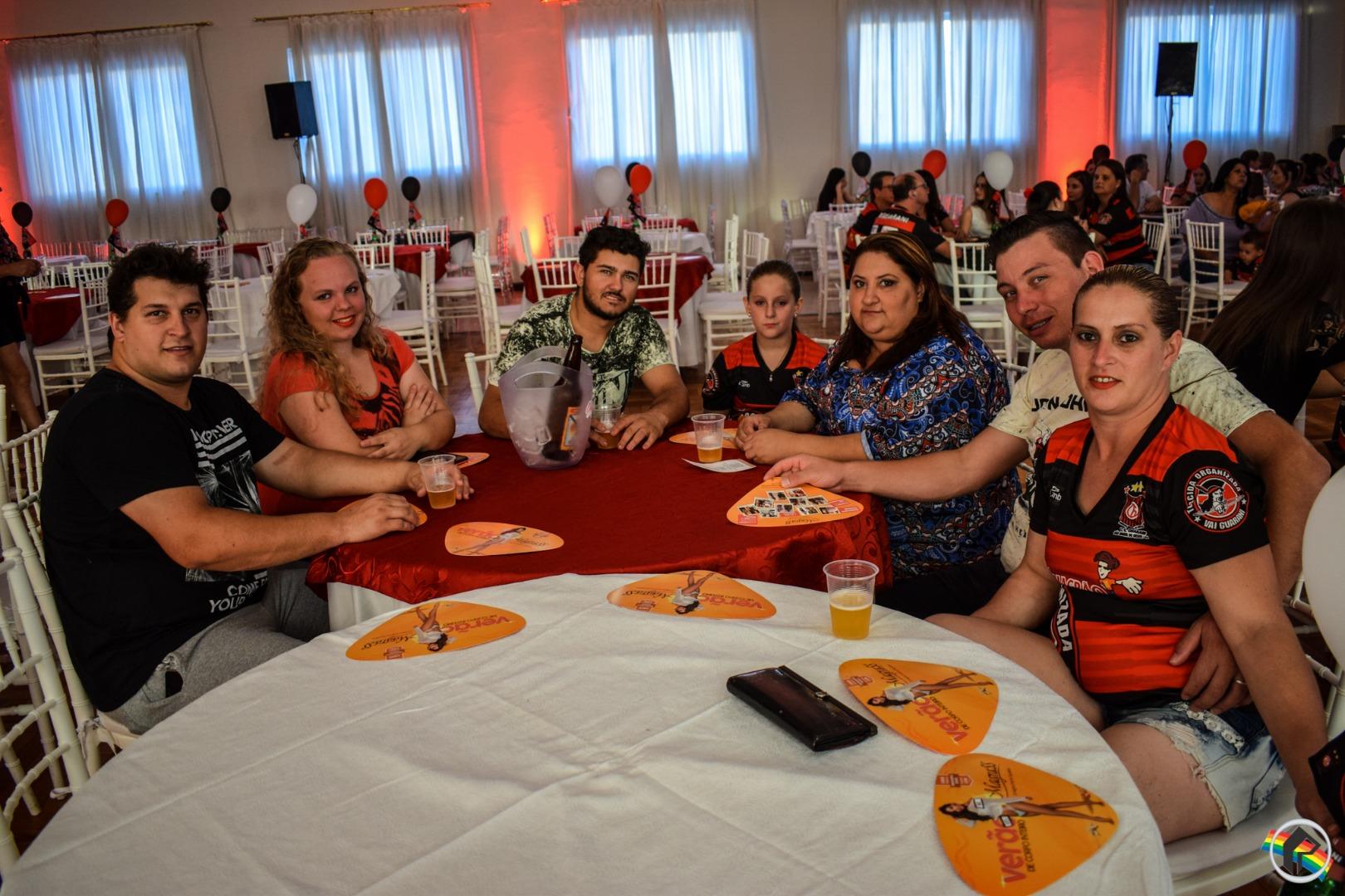 Torcida Vai Guarani realiza o 3º Festival de Massas
