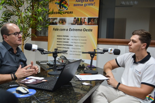 OUÇA: Peperi fala sobre a Cerumar Propriedade Intelectual