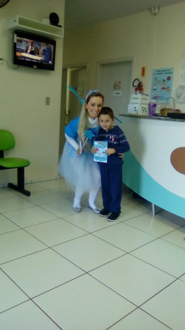 Dia D para a vacinação contra a Pólio e Sarampo movimenta São Miguel do Oeste