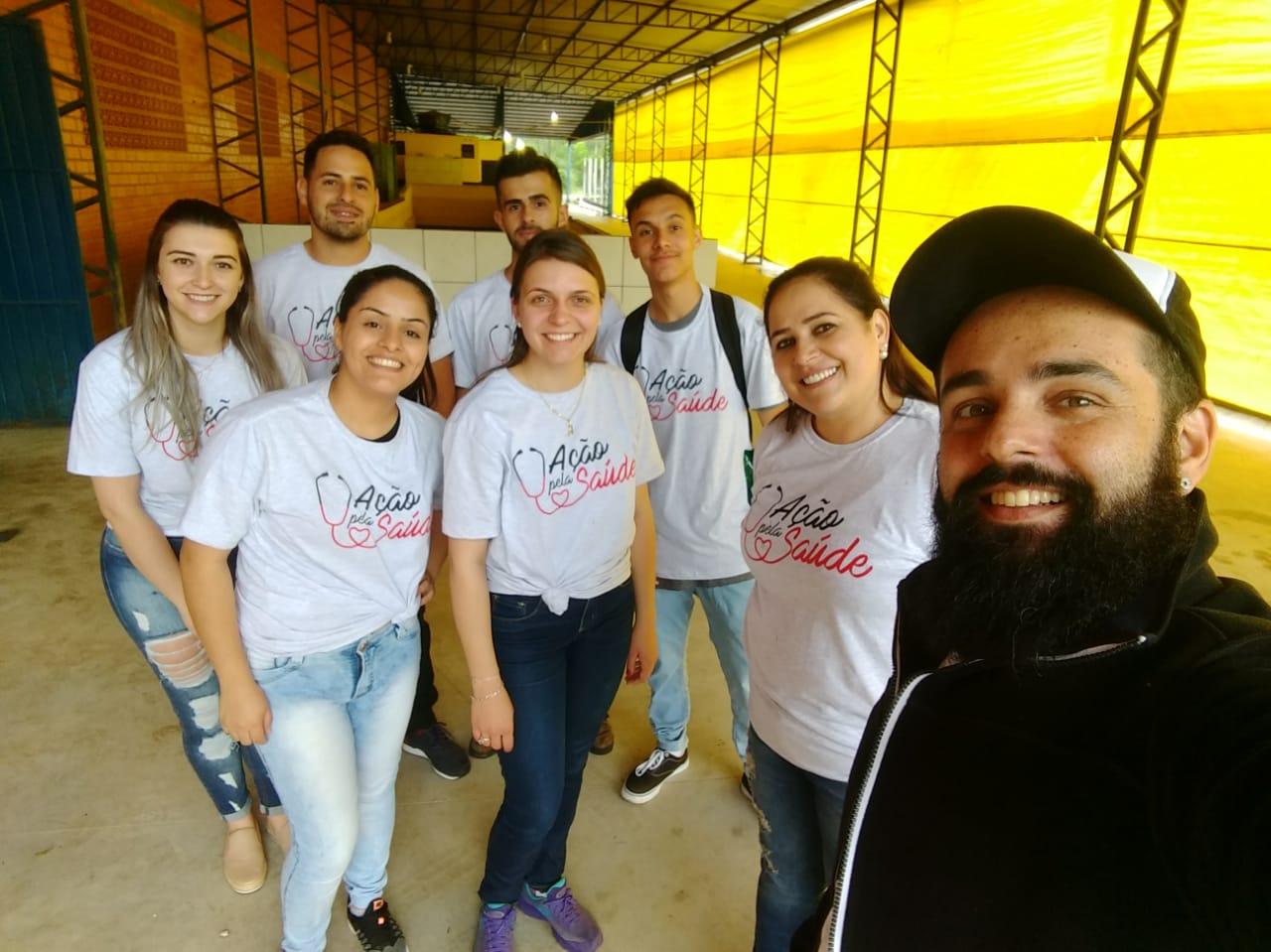 Flor do Sertão e entidades realizam o evento Ação Pela Saúde