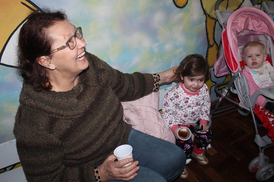 Creche Pingo de Gente comemorou 25 anos de fundação com festividades