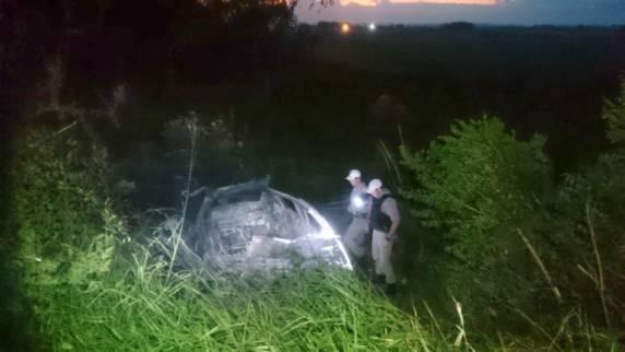 Caminhão com placas de Princesa se envolve em acidente com mortes na BR-392