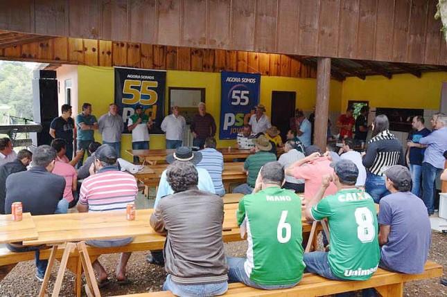 Estado catarinense tem 37 mil novos filiados em partidos políticos