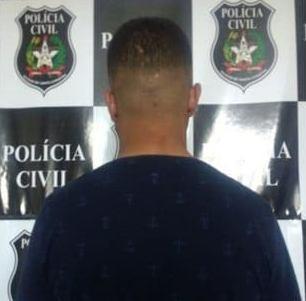 Condenado por roubo é preso após regressão de regime