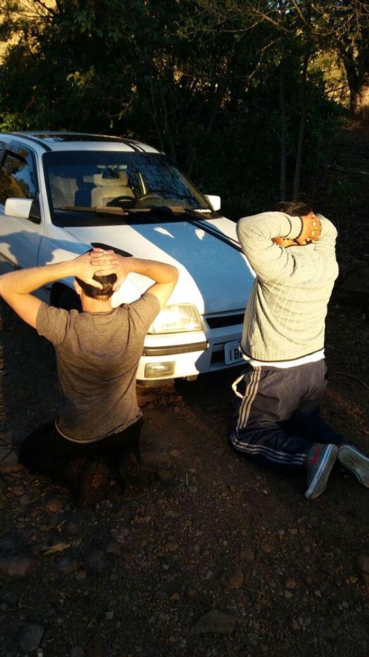 Ex-funcionário é preso por assalto a malote de distribuidora de bebidas