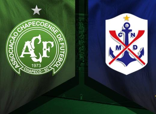 Chapecoense estreia no Catarinense com transmissão da Peperi