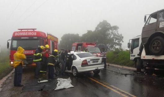 BR-163 registra cerca de 150 acidentes por ano