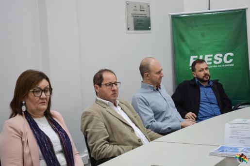 Câmara presta contas ao Conselho das Entidades em SMOeste