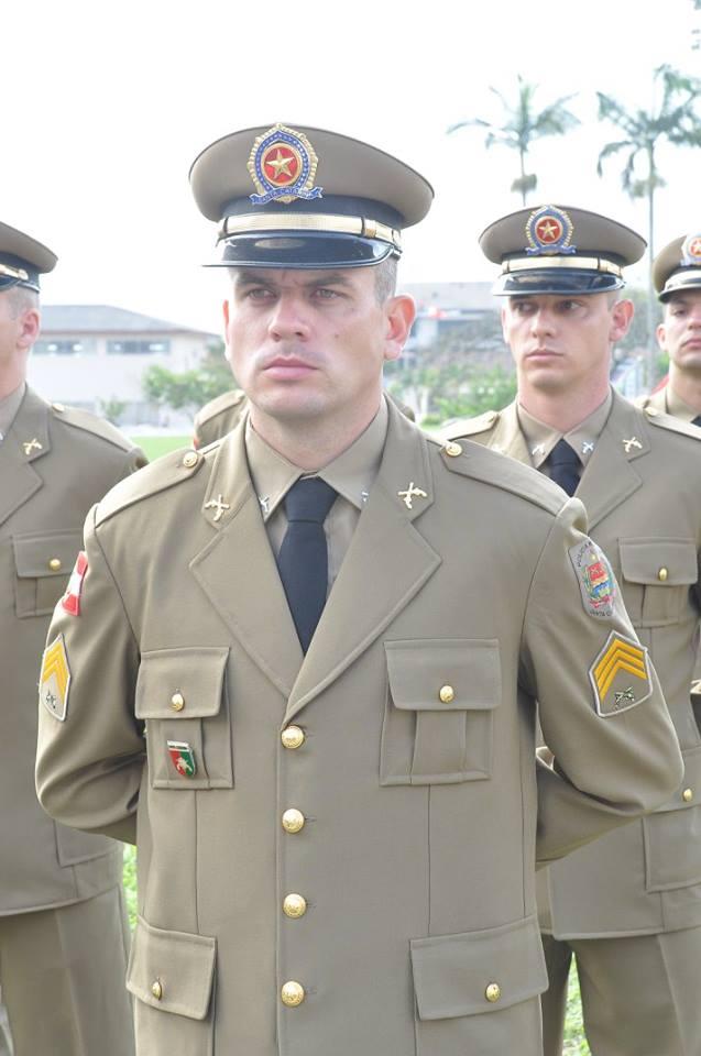 Sargento Milton Wolf será o novo comandante da Polícia Militar de Iporã do Oeste