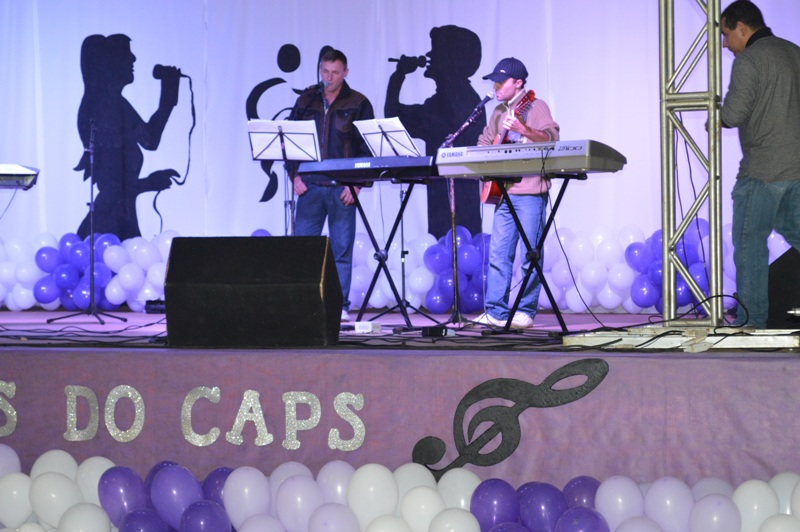CAPS promove mais uma edição do Show de Talentos