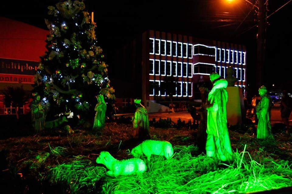 Abertura do Natal Luz será na próxima semana em Guaraciaba