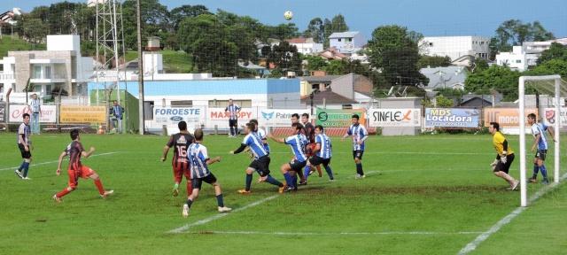 Domingo de definição no Campeonato Municipal de Futebol