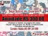 GUARANI: Lançada Campanha de Sócios 2020