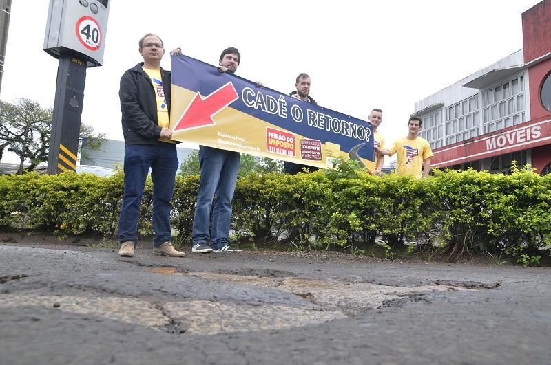 Feirão do imposto será no próximo sábado em São Miguel do Oeste