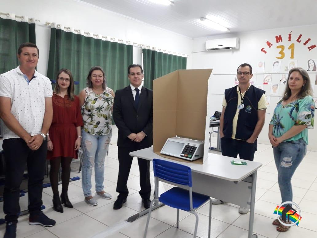 Urna de Itapiranga passa por auditoria