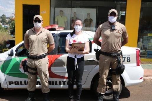 Polícia autua pessoas por descumprirem medidas restritivas