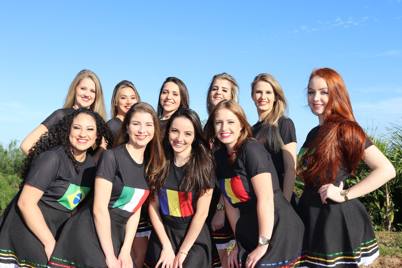 Baile de escolha das soberanas de Iporã do Oeste ocorre neste sábado