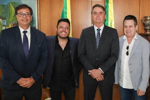 Bruno e Marrone são declarados embaixadores do Turismo