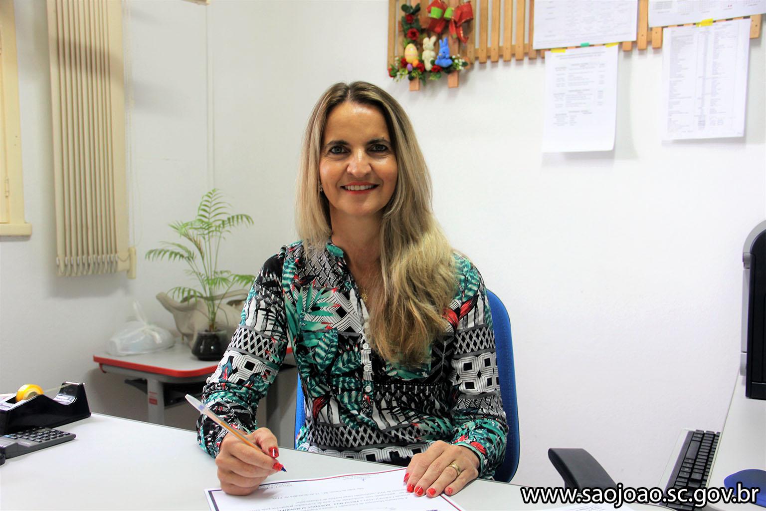 Secretária projeta 2018 com várias conquistas no setor da educação