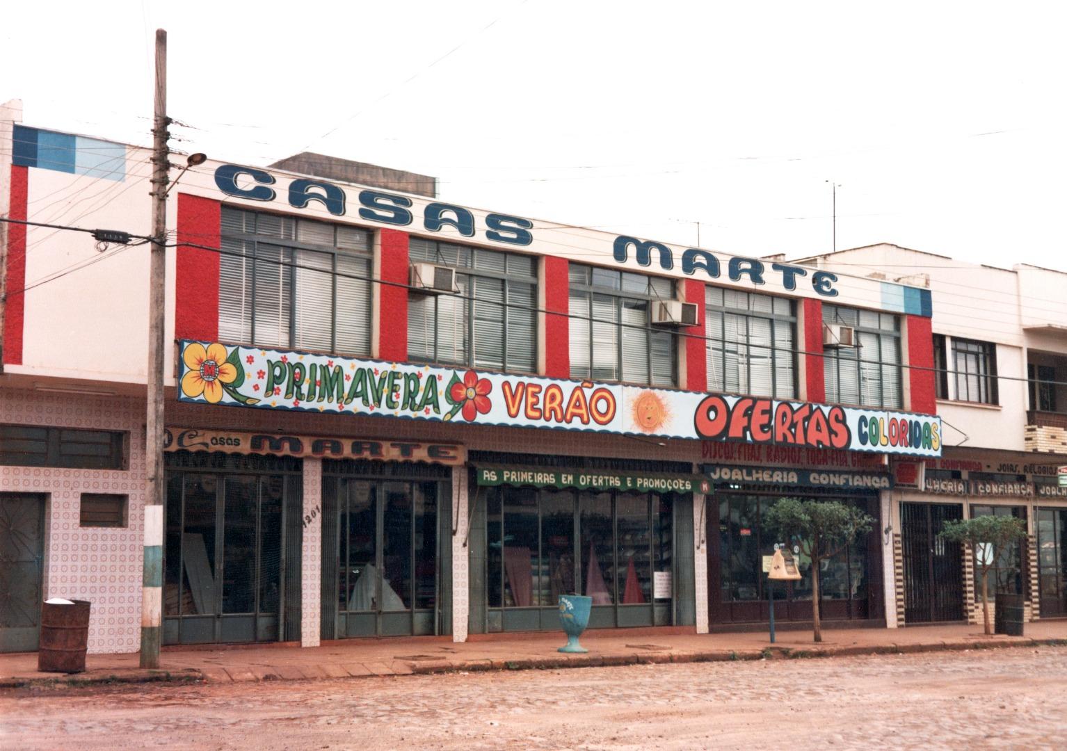 Top Marte completa 44 anos de história neste mês em São Miguel do Oeste