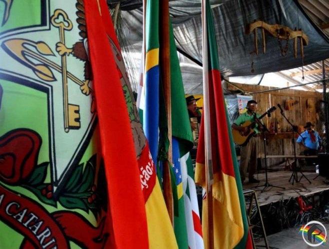 CTG Porteira Aberta prepara terceira edição do Acampamento Farrapo