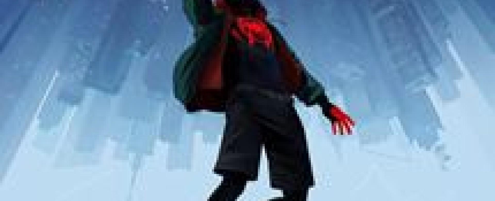 Homem-Aranha no Aranhaverso - 3D