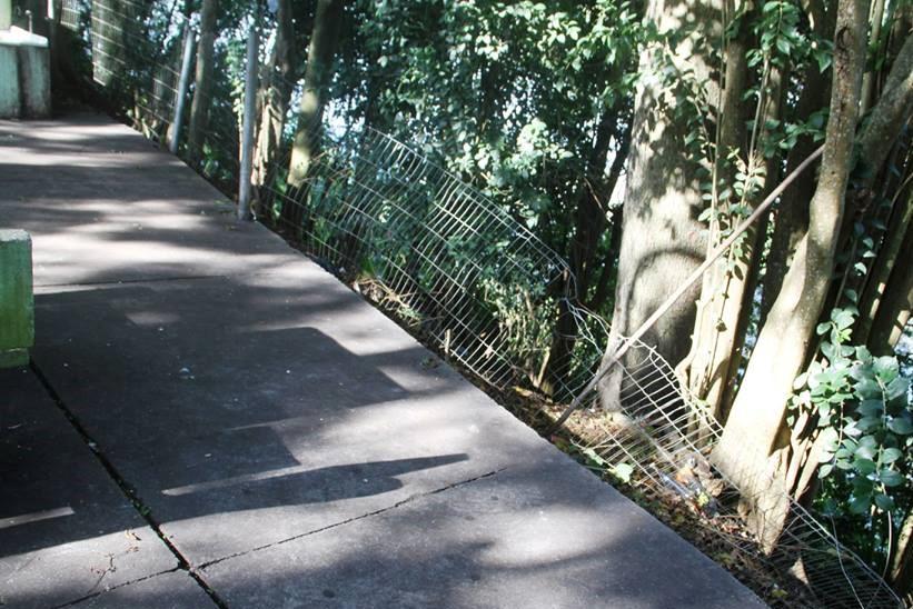 Lixo nas margens do Rio Uruguai causa preocupação