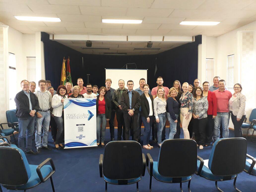 São José do Cedro lança Plano Estratégico de Gestão Municipal