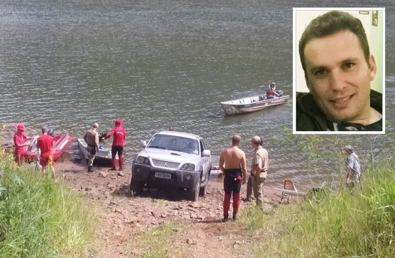 Corpo de soldado da Polícia Ambiental é encontrado as margens do lago