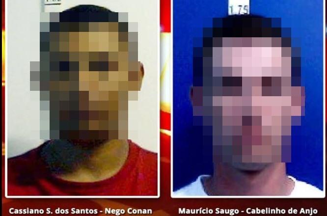 Assaltantes acusados de crimes na região são condenados pela justiça