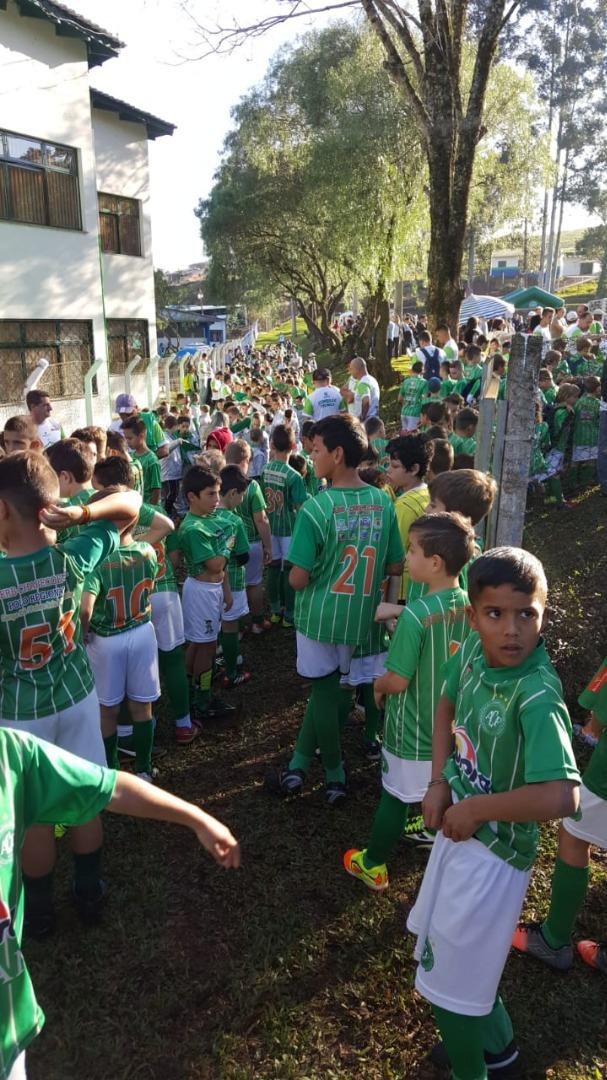Serb Chapecoense de Campo Erê participa da Copa Verde e Branca