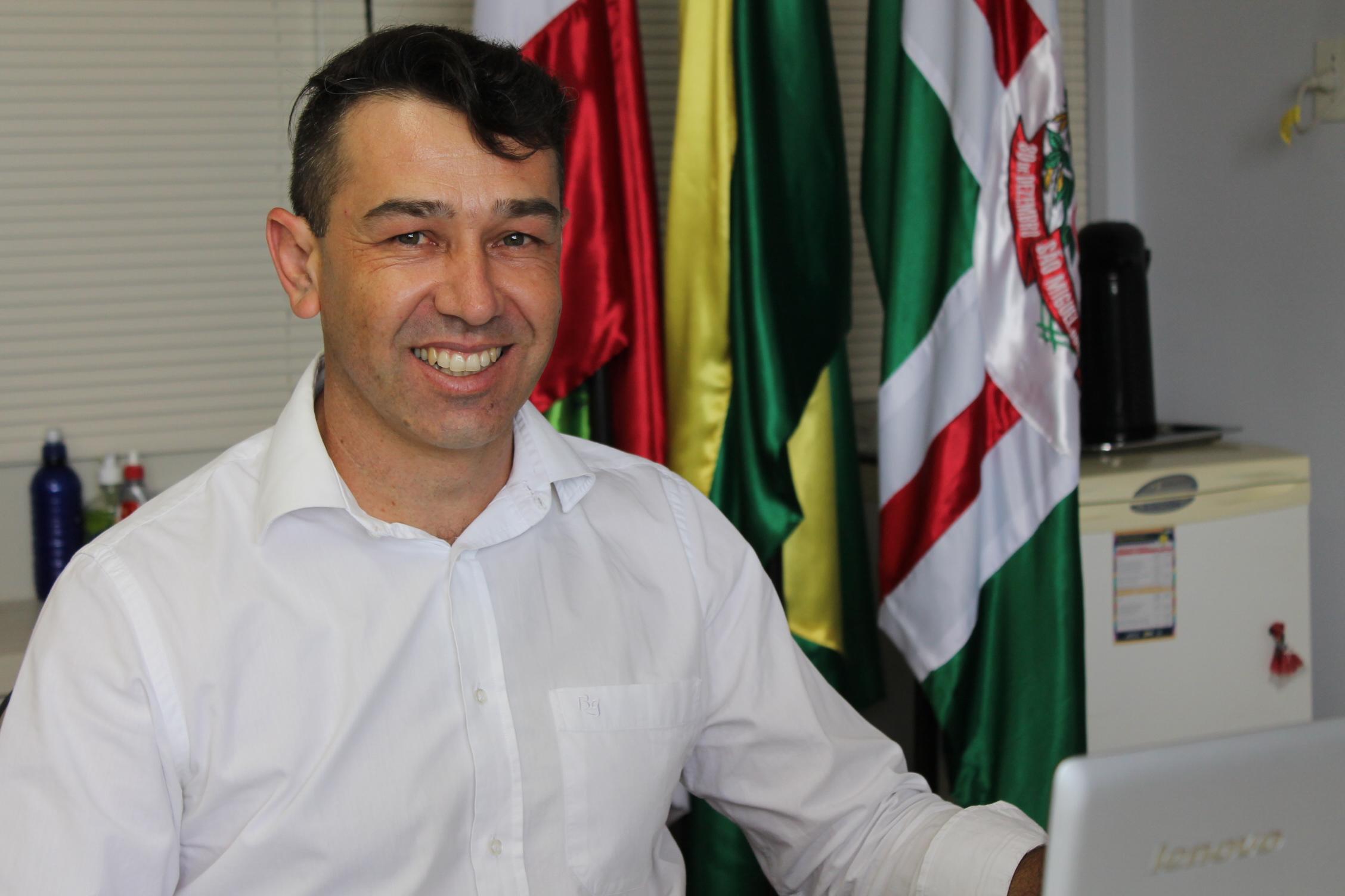 Claudemir Parmigiani assume temporariamente a ADR de São Miguel do Oeste